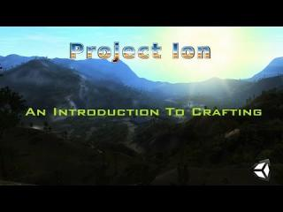 Project Ion - Introduction To Crating - PION